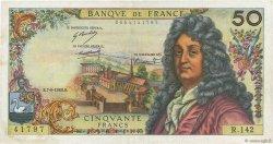 50 Francs RACINE FRANCE  1969 F.64.14 TTB