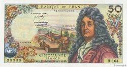 50 Francs RACINE FRANCE  1970 F.64.16 SPL