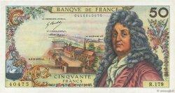50 Francs RACINE FRANCE  1971 F.64.18 TTB+