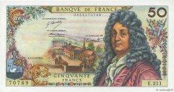50 Francs RACINE FRANCE  1973 F.64.22 SPL