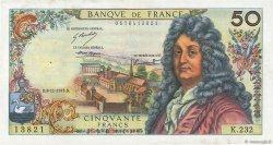 50 Francs RACINE FRANCE  1973 F.64.25 TTB+