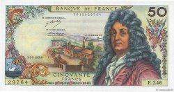 50 Francs RACINE FRANCE  1974 F.64.27 SPL