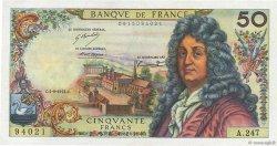 50 Francs RACINE FRANCE  1974 F.64.27 pr.SUP