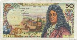 50 Francs RACINE FRANCE  1974 F.64.28 TB
