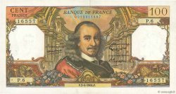 100 Francs CORNEILLE FRANCE  1964 F.65.01 pr.SUP