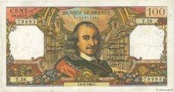 100 Francs CORNEILLE FRANCE  1964 F.65.05 TB