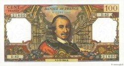 100 Francs CORNEILLE FRANCE  1964 F.65.05 pr.NEUF