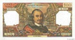 100 Francs CORNEILLE FRANCE  1965 F.65.09 SPL