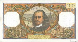 100 Francs CORNEILLE FRANCE  1966 F.65.14 pr.SUP