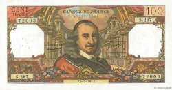 100 Francs CORNEILLE FRANCE  1967 F.65.19 TTB+