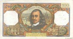 100 Francs CORNEILLE FRANCE  1968 F.65.24 TTB