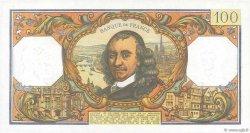 100 Francs CORNEILLE FRANCE  1969 F.65.26 SPL