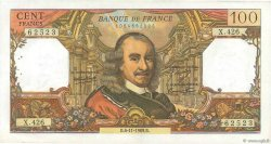 100 Francs CORNEILLE FRANCE  1969 F.65.28 SUP