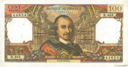 100 Francs CORNEILLE FRANCE  1970 F.65.30 SUP