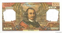 100 Francs CORNEILLE FRANCE  1970 F.65.31 SUP+