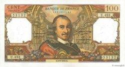 100 Francs CORNEILLE FRANCE  1970 F.65.32 SUP+