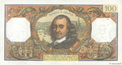 100 Francs CORNEILLE FRANCE  1971 F.65.35 SUP
