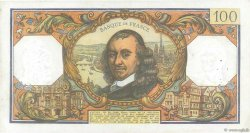 100 Francs CORNEILLE FRANCE  1971 F.65.36 TTB
