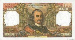 100 Francs CORNEILLE FRANCE  1971 F.65.37 SUP