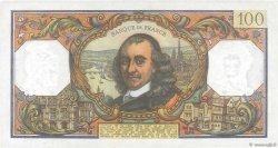 100 Francs CORNEILLE FRANCE  1972 F.65.38 SUP+