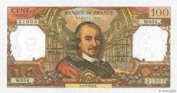 100 Francs CORNEILLE FRANCE  1972 F.65.39 NEUF
