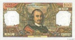 100 Francs CORNEILLE FRANCE  1973 F.65.43 pr.NEUF