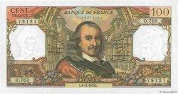 100 Francs CORNEILLE FRANCE  1973 F.65.44 NEUF