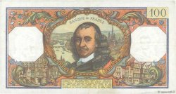 100 Francs CORNEILLE FRANCE  1976 F.65.51 TTB+