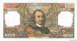 100 Francs CORNEILLE FRANCE  1977 F.65.58 SPL