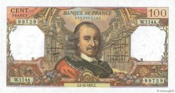 100 Francs CORNEILLE FRANCE  1977 F.65.60 NEUF