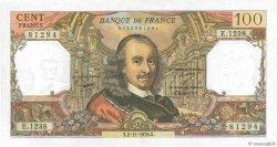 100 Francs CORNEILLE FRANCE  1978 F.65.64 SPL