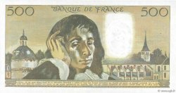 500 Francs PASCAL FRANCE  1976 F.71.15 pr.SPL