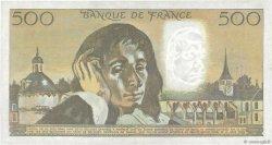 500 Francs PASCAL FRANCE  1977 F.71.16 SUP