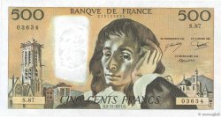 500 Francs PASCAL FRANCE  1977 F.71.17 SUP+