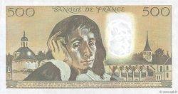 500 Francs PASCAL FRANCE  1979 F.71.20 SPL