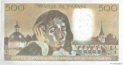500 Francs PASCAL FRANCE  1983 F.71.29 SUP