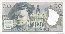 50 Francs QUENTIN DE LA TOUR FRANCE  1976 F.67.01 SPL