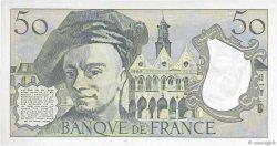 50 Francs QUENTIN DE LA TOUR FRANCE  1977 F.67.02 SPL+