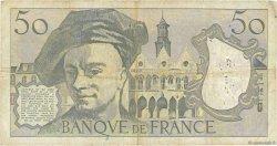 50 Francs QUENTIN DE LA TOUR FRANCE  1978 F.67.03 B