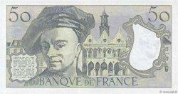 50 Francs QUENTIN DE LA TOUR FRANCE  1979 F.67.04 pr.SPL