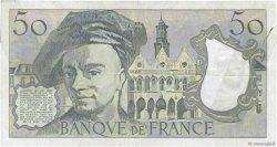 50 Francs QUENTIN DE LA TOUR FRANCE  1979 F.67.05 TTB