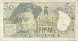 50 Francs QUENTIN DE LA TOUR FRANCE  1983 F.67.09 TB
