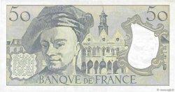 50 Francs QUENTIN DE LA TOUR FRANCE  1991 F.67.17 SUP+