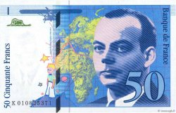 50 Francs SAINT-EXUPÉRY FRANCE  1993 F.72.02 pr.NEUF
