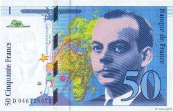50 Francs SAINT-EXUPÉRY Modifié FRANCE  1996 F.73.03 pr.NEUF
