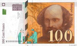 100 Francs CÉZANNE FRANCE  1997 F.74.01 SUP