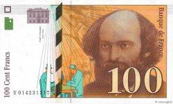 100 Francs CÉZANNE FRANCE  1997 F.74.01 pr.SPL