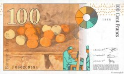 100 Francs CÉZANNE FRANCE  1998 F.74.02 pr.NEUF
