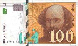 100 Francs CÉZANNE FRANCE  1998 F.74.02 TTB+