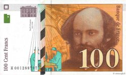 100 Francs CÉZANNE FRANCE  1997 F.74.01 SUP+